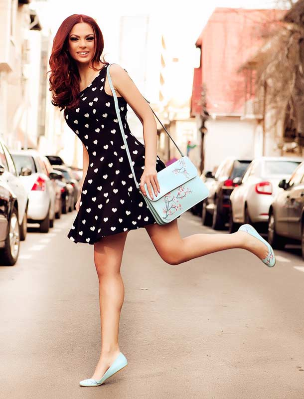 Colectia Cherry Blossoms, pantofi dama made to measure, pantofi dama pe comanda Bucuresti, pantofi dama evenimente
